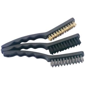 Draper 160mm D-Handle Wire Brush31077