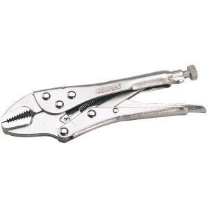 Draper 35370 9007A 140mm Straight Jaw Self Grip Pliers