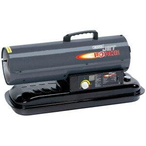 Draper 32286 DSH750 75,000 Btu (22k W) Diesel/Kerosene Space Heater
