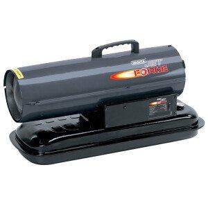 Draper 32287 DSH450 45,000 Btu (13k W) Diesel/Kerosene Space Heater