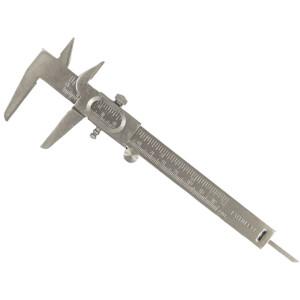 Faithfull Vernier Caliper 125 mm